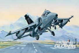 1/48 AMX Ground Attack Aircra
