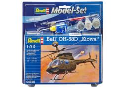 REVELL Model Set Bell OH-58D ''Kiowa''