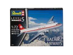 REVELL DC-4 Balair