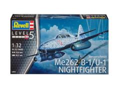 REVELL Messerschmitt Me262B-1 Nightfighter