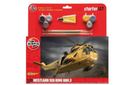 Airfix Mini Countryman WRC Starter Set