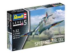 REVELL 03927 Modellbausatz Spitfire Mk.IXC 1:32, ab 14 Jahre