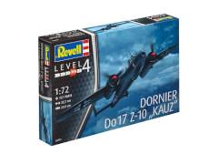 Revell 03933  Modellnachbildung Dornier Do17Z-10 1:72, ab 12 Jahre