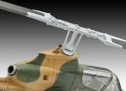 REVELL 04954 Modellbausatz Bell AH-1G Cobra 1:100, ab 10 Jahre
