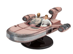 REVELL 06050 Star Wars Geschenkset X-34 Landspeeder 1:14, ab 10 Jahre
