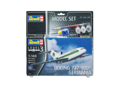 REVELL Model Set Boeing 727-100 GERM