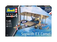 Revell British Legends:Sopwith F.1Camel