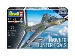 Revell 100 years RAF: Hawker Hunter FGA
