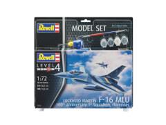 Revell Model Set F-16 Mlu''100th Anniver