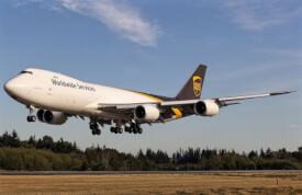 Revell Boeing 747-8F UPS