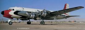 REVELL C-54D Thunderbirds Platinum E