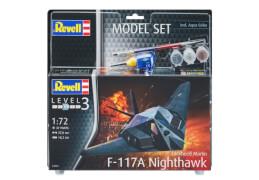 Revell Model Set F-117A Nighthawk Steal
