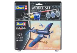 Revell Model Set F4U-1B Corsair Royal N