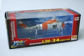 Fertigmodelle: Helicopter H34 Choctaw German Air Force