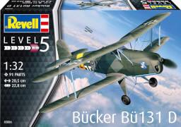 Revell Bücker Bü131 D