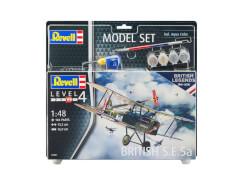 Revell Model Set British S.E. 5a