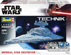 Revell Imperial Star Destroyer -Technik