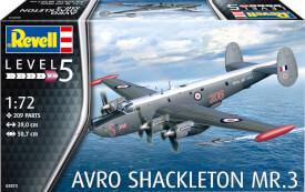 Revell Avro Shackleton MR.3