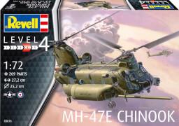 Revell MH-47 Chinook