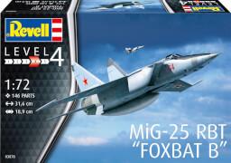 Revell MiG-25 RBT