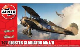Airfix Gloster Gladiator Mk.I/MK.II