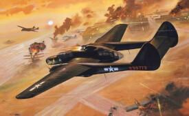 Airfix Northrop P-61 Black Widow