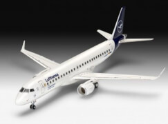 Revell Model Set Embraer 190 Lufthansa