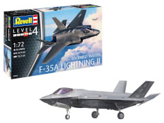 REVELL  03868 1:72 F-35A Lightning II ab 12 Jahre