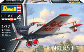 REVELL  03870 1:72 Junkers F.13 ab 12 Jahre