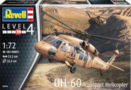 REVELL  04976 1:72 UH-60 ab 12 Jahre