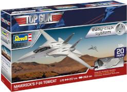 Revell F-14 Tomcat ''Top Gun'' easy-click