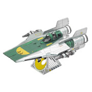 Metal Earth: STAR WARS EP 9 Resistance A-Wing Fighter