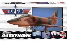 Glow2B Airfix Top Gun Jester's A-4 Skyhawk