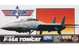 Glow2B Airfix Top Gun Maverick's F-14A Tomcat