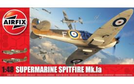 Glow2B Airfix Supermarine Spitfire Mk.1 a