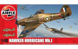 Glow2B Airfix Hawker Hurricane Mk.1