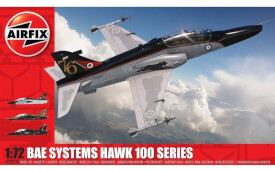 Airfix BAE Hawk 100 Series