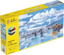 Glow2B Heller STARTER KIT C-118 LIFTMASTER
