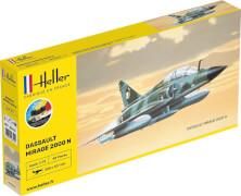 Glow2B Heller STARTER KIT Mirage 2000 N