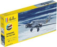 Glow2B Heller STARTER KIT Ju-52/3m
