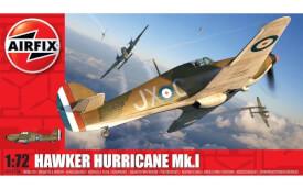 Glow2B Airfix Hawker Hurricane Mk.I