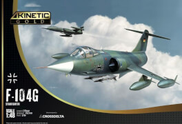 KINETIC F-104G German Air Force and Marine