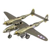 Metal Earth: Iconx Lockheed P-38 Lightning