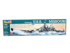 Revell U.S.S. Missouri