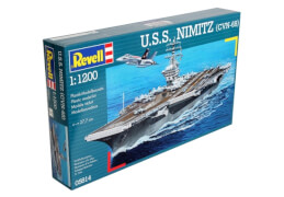 REVELL U.S.S. Nimitz (CVN-68)