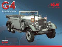 1/24 Mercedes Benz Typ G4, Ausführung 1935