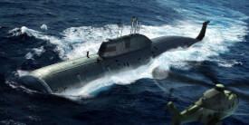 1/350 Russian Navy SSN Akula Class