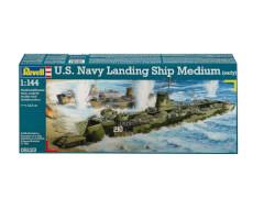 REVELL U.S.Navy Landing Ship Medium (early)