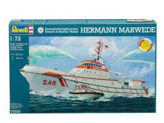 REVELL Seenotrettungskreuzer HERMANN MARWEDE