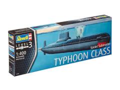 REVELL Russian Submarine''Typhoon Cla